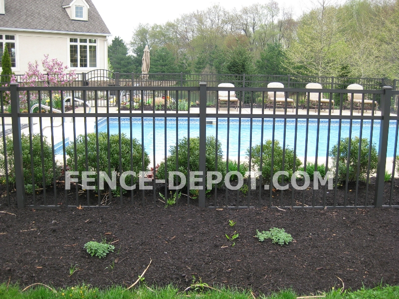 Wrought Iron Swimming Pool Fencing Quotes