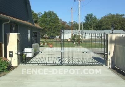 Driveway Gates Sale Driveway Gate | Ehow