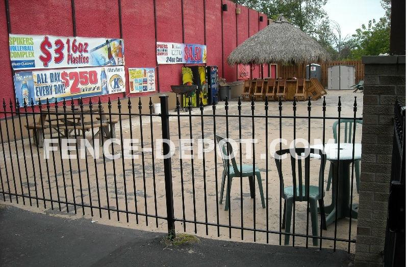 fencing companies iron gates las vegas balustrades wrought iron