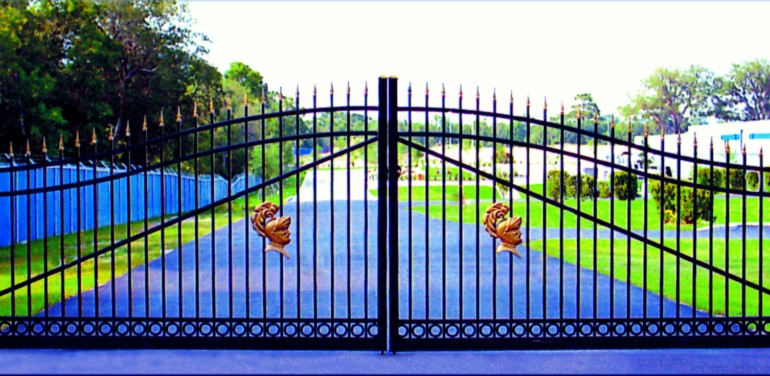 Estate Gates