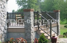 Aluminum Deck and Porch Railings