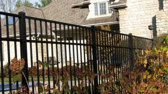 Quick Ship Residential Aluminum Fences
