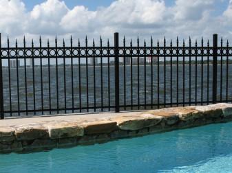Aluminum Residential Grade Fence