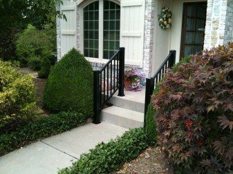 Bellaire Aluminum Deck Railing