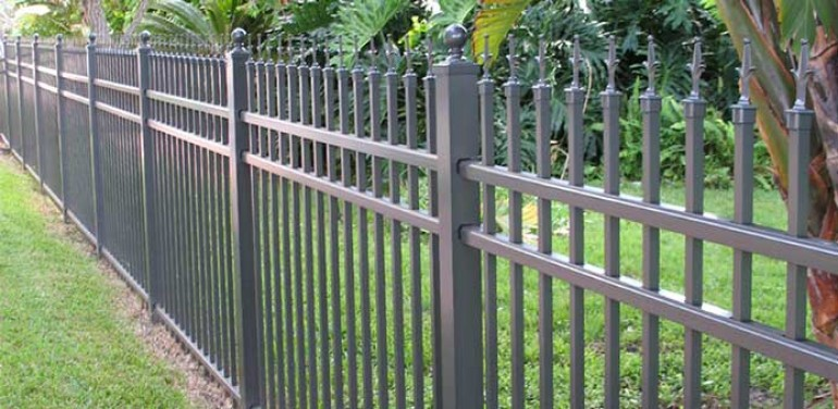 Aluminum Fence | Wrought Iron Fence| Steel Fence |