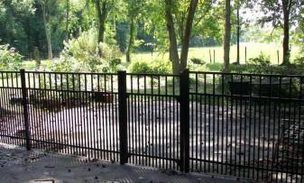 Horizon Residential Aluminum Fence