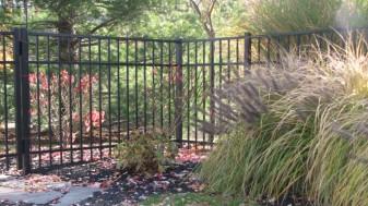 Saybrook Residential Aluminum Fence