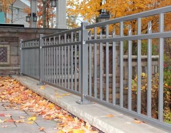 AFS – Industrial Aluminum Fencing Panels