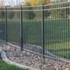 aluminum fence panels