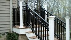 Deck Porch Railings