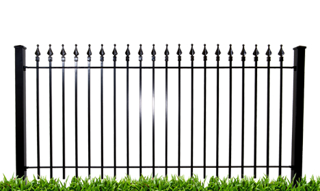 Fence Depot S Pricing Guide For Commercial Iron Fencing