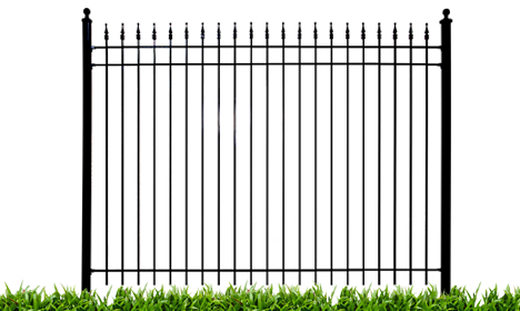Pricing Guide For Fence Depot S Residential Iron Fences