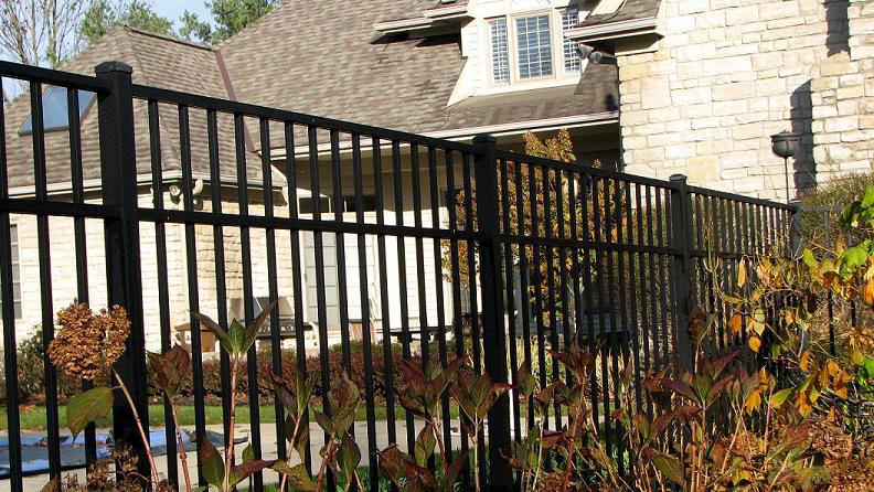 quick ship residential aluminum fences