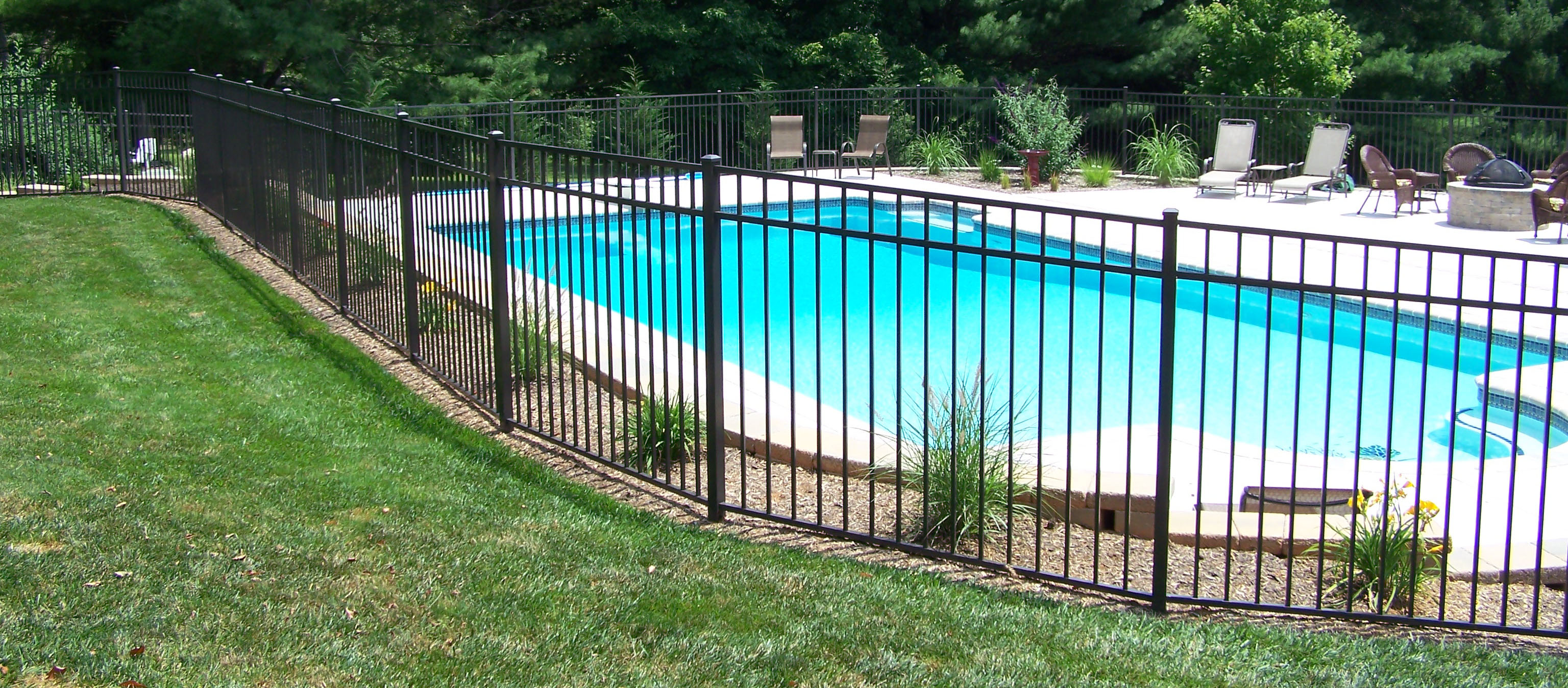 what is new today65365 aluminum pool fence home depot images