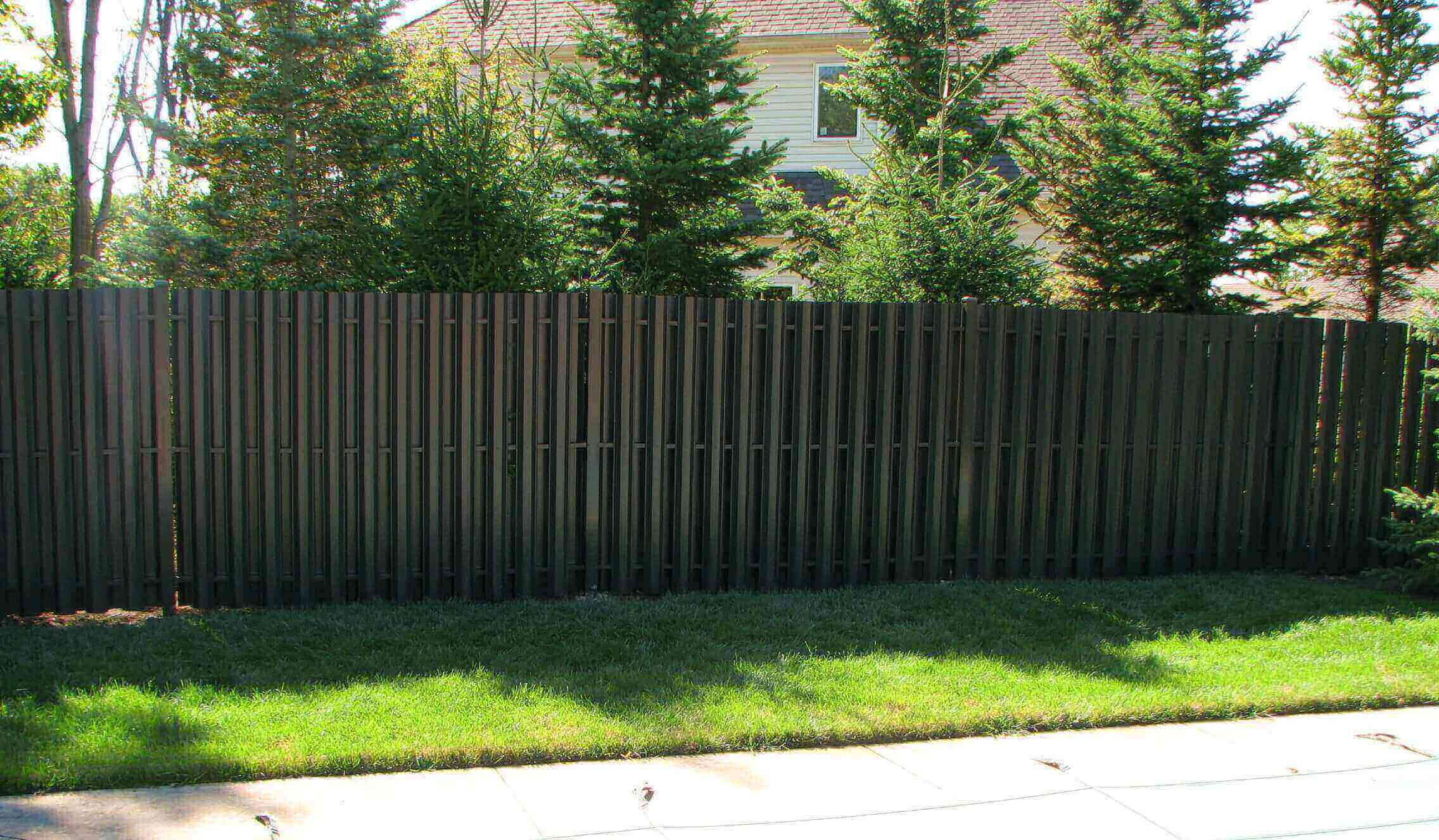 Specrail Residential Aluminum Fence Amp Railing Products
