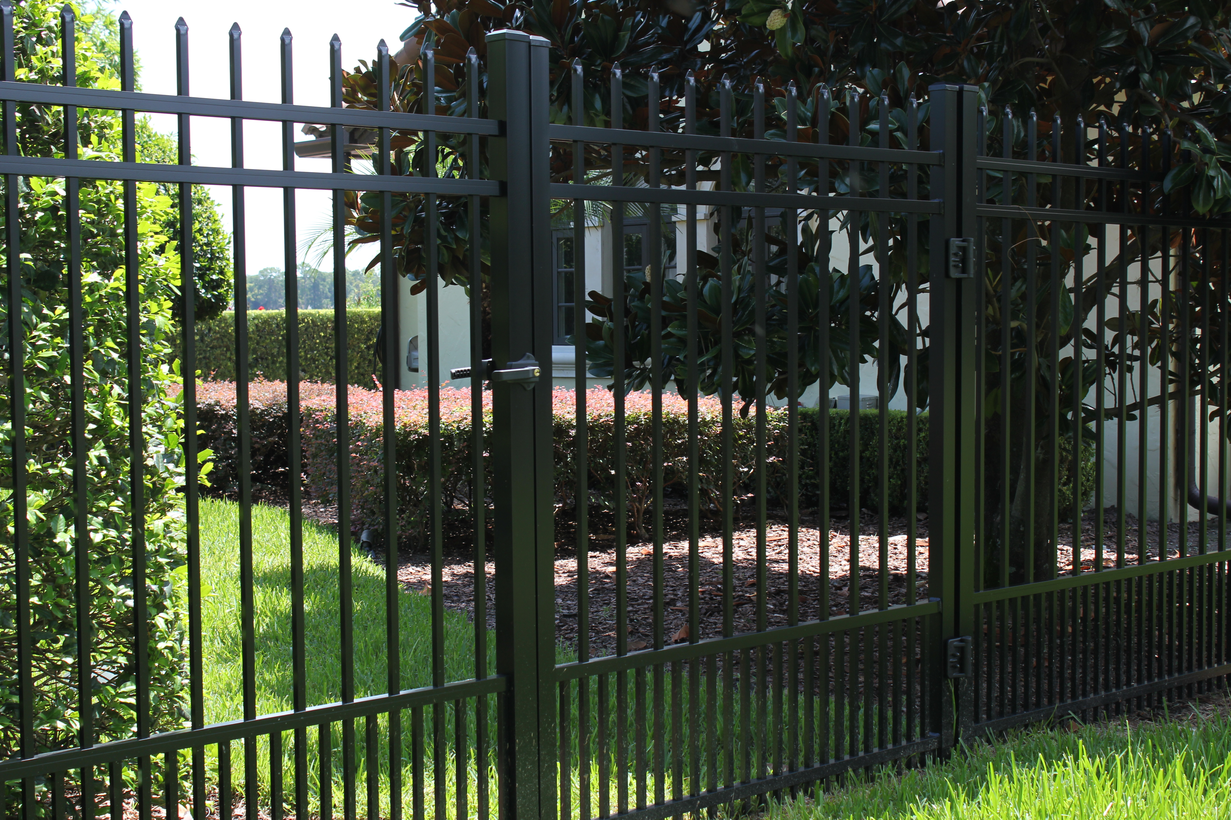 Aluminum Fence Supply Commercial Aluminum Fencing