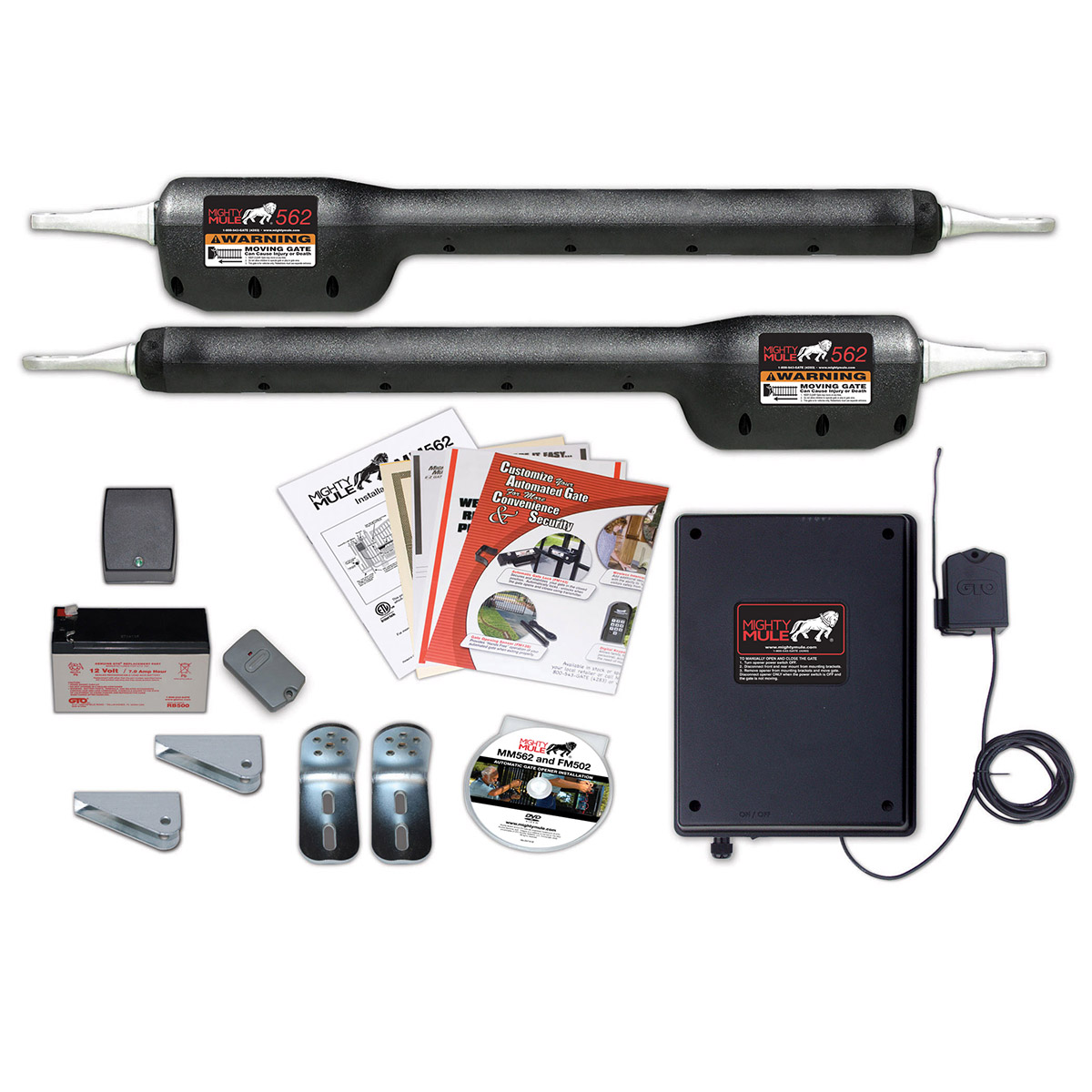 Automatic gate openers driveway accessories