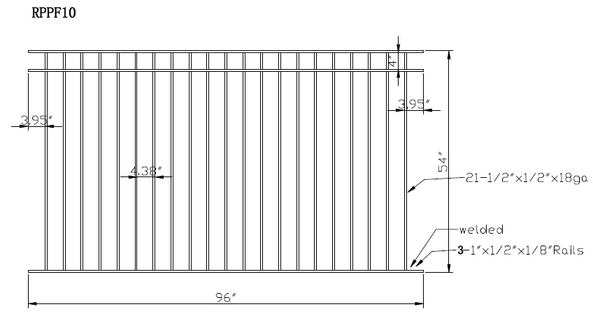 Wrought Iron Swimming Pool Fencing Amp Wrought Iron Gates