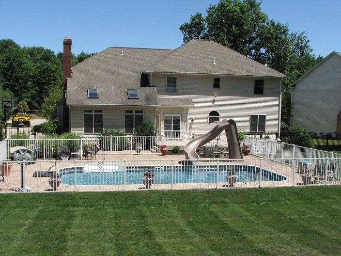 48 inch high derby residential