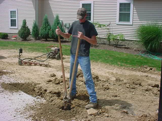 Dig Holes