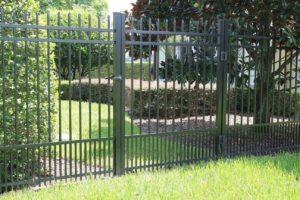 aluminum pet fence